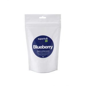 Blueberry Powder 90g EU Organic