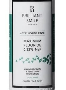 Brilliant Smile o.32 Fluoride Rinse 500 ml