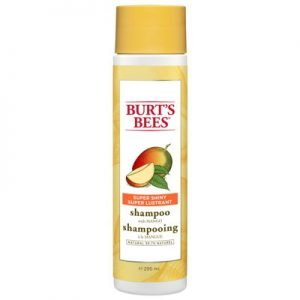 Burt's Bee shampoo super shiny 295ml