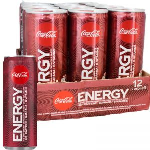 Coca-Cola Energy 12-pack - 38% rabatt