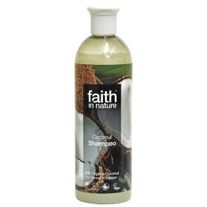 Coconut Shampoo 400ml