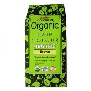 Colour Me Organic Brown