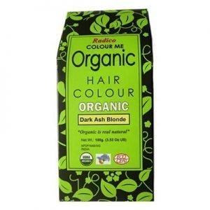 Colour Me Organic Dark Ash Blonde
