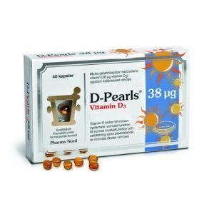 D-Pearls 38μg 40k