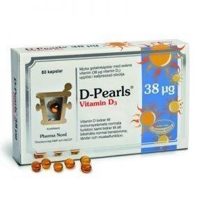 D-pearls 38μg 80k