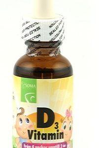 D3-Vitamin Drop 30ml Barn