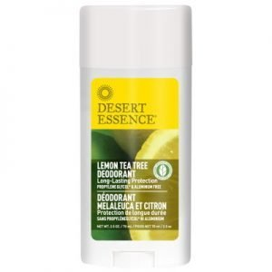 Deodorant Stick Lemon/Tea Tree Oil 70ml EKO
