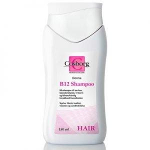 Derma B12 Shampoo 150ml