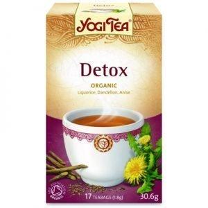 Detox Te 17p KRAV EKO