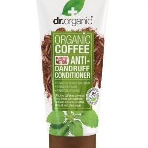 Dr Organic Coffee Anti-Dandruff Balsam - Mot mjäll