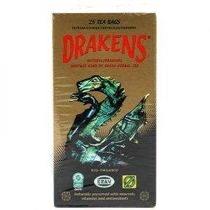 Drakens Gröna Te 25p KRAV