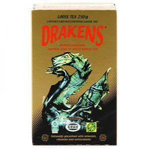 Drakens Gröna Te Lösvikt 250g KRAV