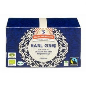 Earl Grey Te 20p KRAV
