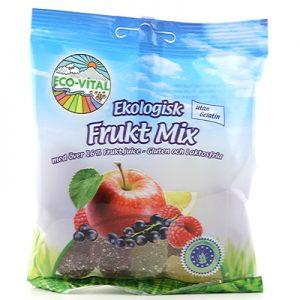 Eco Vital frukt mix 90g EKO