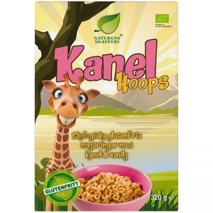 Eko Frukostflingor Kanel Hoops - 43% rabatt