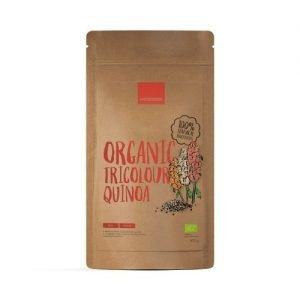 Ekologisk trefärgad quinoa 500 g