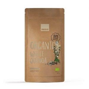 Ekologisk vit quinoa 500 g