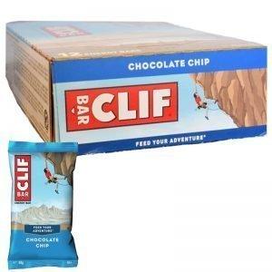 Energibar Chocolate Chip 12-pack - 44% rabatt