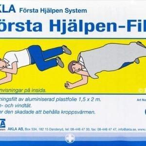 Första Hjälpen-filt