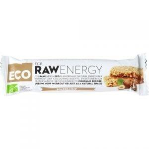 FCB RAW Energy bar, Hazelnut