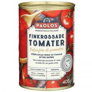 Finkrossade Tomater - 7% rabatt