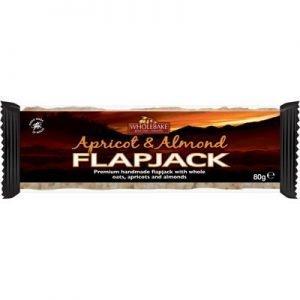 Flapjack Apricos mandel 80g