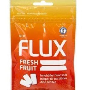 Flux Tuggummi Fresh Fruit 45 st