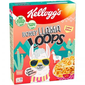 Frukostflingor Honey Loops - 31% rabatt