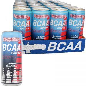 Funktionsdryck BCAA Hallon 24-pack - 65% rabatt