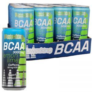 Funktionsdryck BCAA Lemon 24-pack - 65% rabatt