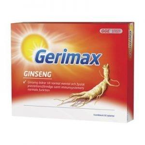 Gerimax röd 60 tabletter