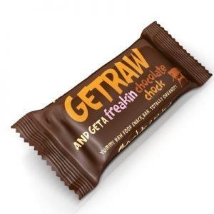 Getraw Bar Chocolate & Walnut 48g EKO