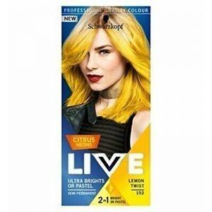 Hårfärg Ultra Brights Lemon Twist - 75% rabatt