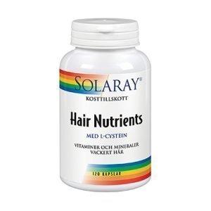 Hair Nutrients 120 kapslar
