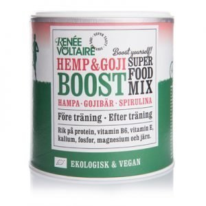 Hamp & Goji Boost superfood mix 200g