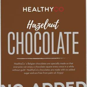 Healthyco Hazelnutchocolate 100 g