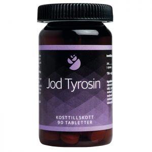 Jod & Tyrosine 90t