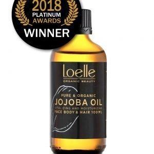 Jojoba olja 100 ml EKO