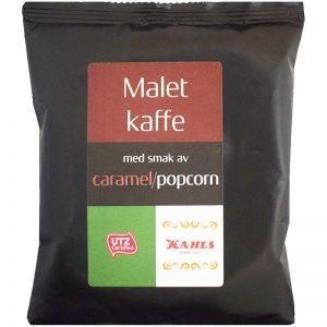Kaffe Karamell & Popcorn - 62% rabatt
