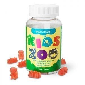 KidsZoo Multivitamin 60 st