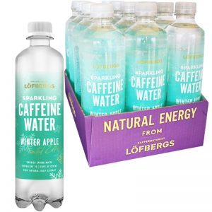 Koffeinvatten Vinteräpple 12-pack - 50% rabatt
