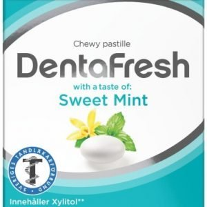 Läkerol DentaFresh Sweet Mint 36 g
