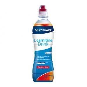 L-Carnitine Drink Cranberry 500ml
