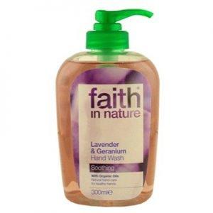 Lavender & Geranium Hand Wash 300ml