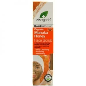 Manuka Honey Face Scrub 125ml