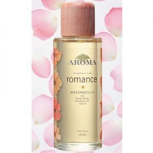Massageolja - Romance 125ml