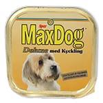 Max Dog Deluxe Kyckling 150 gram