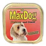 Max Dog Deluxe Oxkött 150 gram