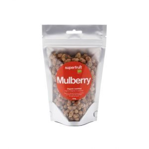Mulberries 160g EU EKO