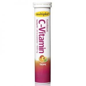 Multiplex C-vitamin tropic brus 20st